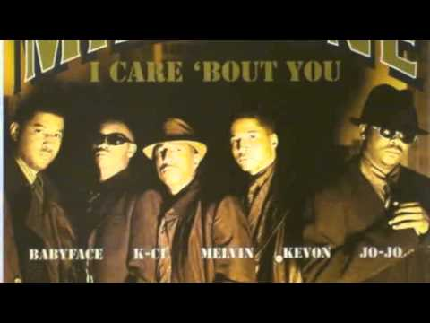 I Care About You By Milestone (Babyface, K-ci & Jo-Jo, Melvin, and Kevon)