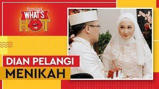 Dian Pelangi Resmi Menikah Dengan Sandy Nasution