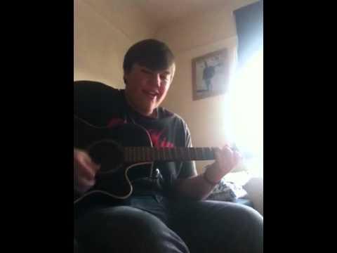 Ed Sheeran - A Team - Oscar Terry Cover