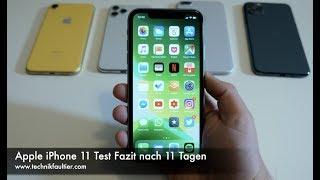Apple iPhone 11 Test Fazit nach 11 Tagen