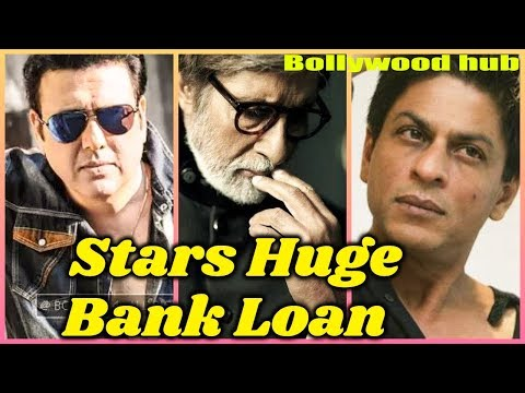 Bollywood Celebrities Who Get Bank Loan