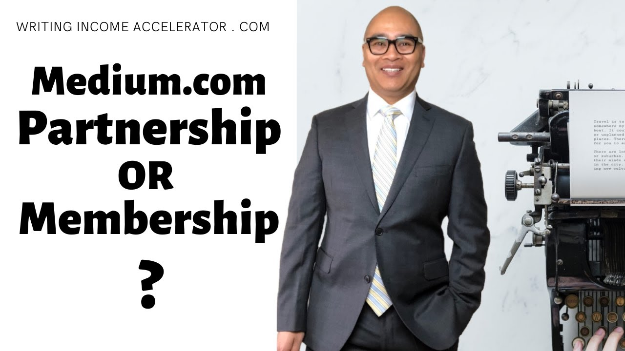 What's The Difference Between Medium.com's Membership and Partnership Programs?