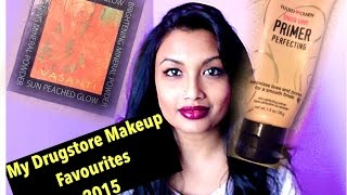 My Drugstore Make-up Favourites 2015