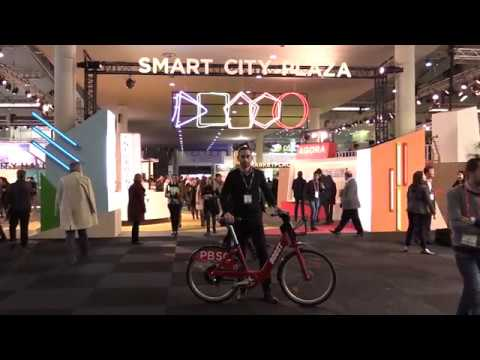 PBSC is at the Smart City World Congress in Barcelona