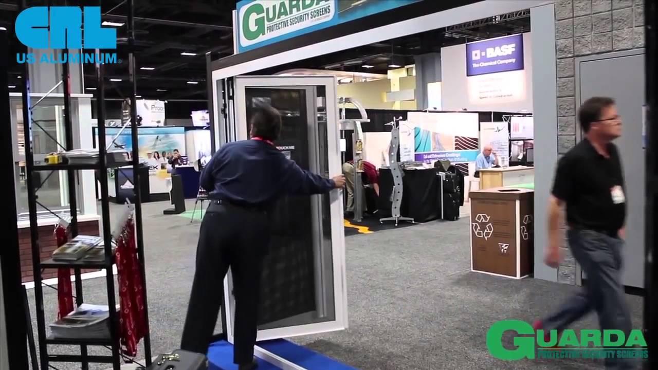 Security Screen Door guarda meshtec premium security screens, doors and windows - youtube