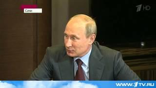 В Сочи прошли переговоры президентов России и Армении