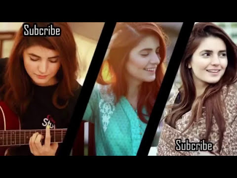 Mere Rashke Qamar | Ft. Momina Mustehsan | Beautiful Latest Romantic Song
