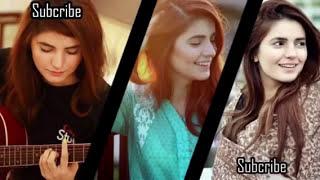 Mere Rashke Qamar | Ft. Momina Mustehsan | Beautiful Latest Romantic Song