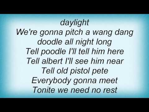 Koko Taylor - Wang Dang Doodle Lyrics