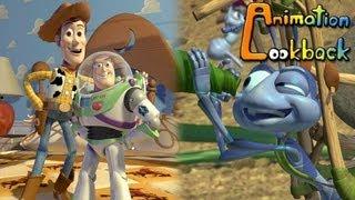 The History of Pixar Animation Studios 1/6 - Animation Lookback