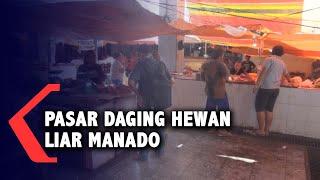 Mirip Wuhan, Pasar di Indonesia Ini Juga Menjual Daging Hewan Liar