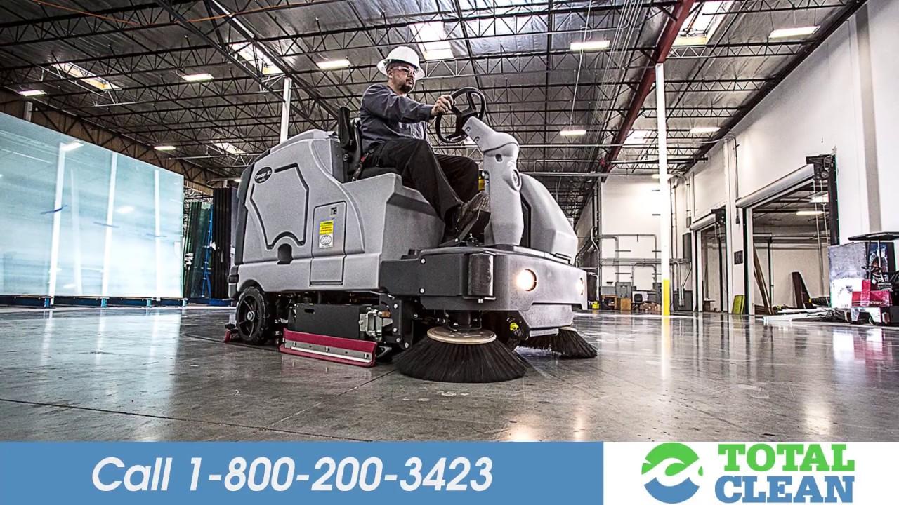 Industrial floor cleaning equipment including walk behind for Floor finance definition