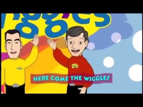 Here come the wiggles wiggly animation the wiggles