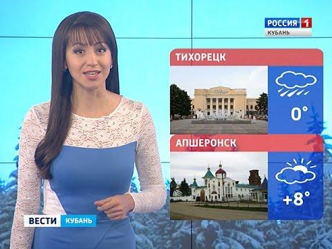 Самым холодным городом завтра окажется Тихорецк