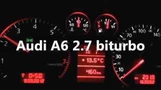 Audi A6 2.7 biturbo