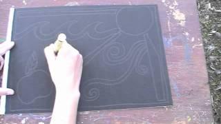 How to draw Symbols of Energy