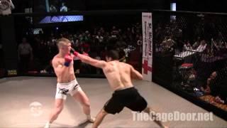 Cage Combat 8   Orozco vs Englund