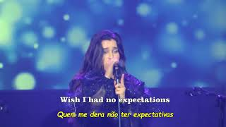 Lauren Jauregui - Expectations (Lyrics/Tradução) HD