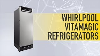 Video Review Why I Decided To Buy The Whirlpool VitaMagic 215L Fridge