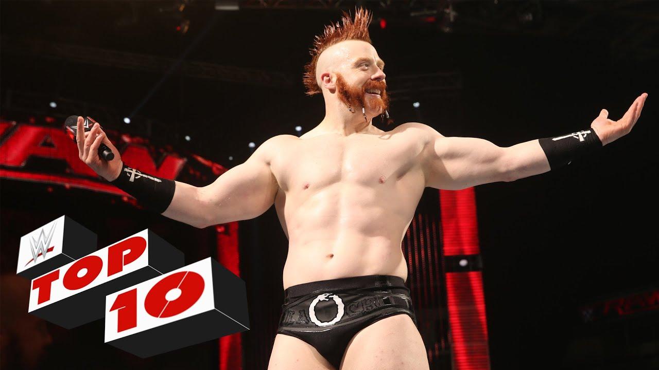Top 10 WWE Raw ...