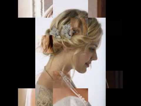 Most Popular Do It Yourself Wedding Hairstyles Youtube