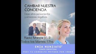 Eclipse - Llamado de consciencia - Enza Nunziato - Radio en Vivo