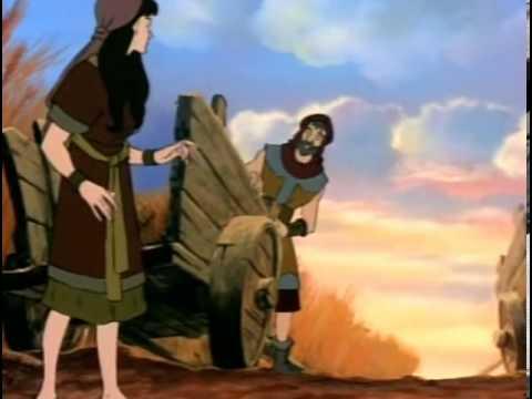 История руфи мультфильм 1994