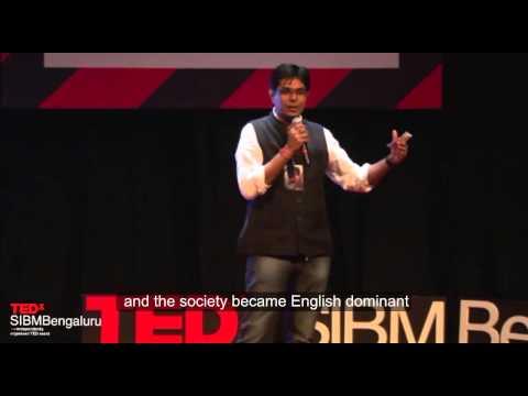 Hindi is Cool Yaar! | Divya Prakash Dubey | TEDxSIBMBengaluru