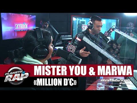 Youtube: Mister You«Million d'€» ft Marwa Loud #PlanèteRap