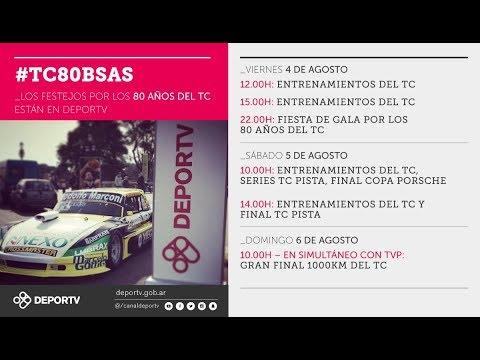 [#TC80BSAS] - La Gran Carrera de los 1000 km. del TC