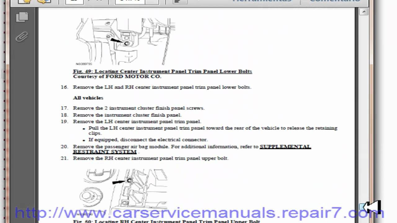 ford f150 2009 2010 service manual and workshop youtube rh youtube com 2009 f 150 workshop manual Ford F-150 Manual Transmission