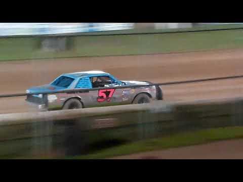 Pure Stock Feature Part 2 -ABC Raceway 8/17/19 Pure Excitement