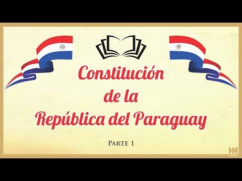 audiolibro-constitución-nacional-paraguay-(parte-1)- -hugo-narvaja-creativo