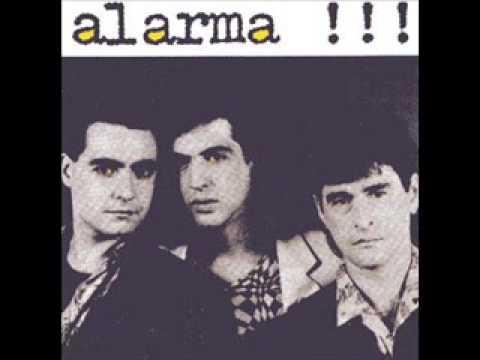 Alarma!!! - Alarma!!! (Álbum completo)