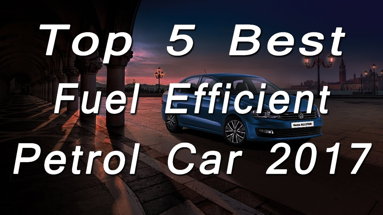 fuel efficient cars Here are the top-five most environmentally efficient vehicles in nine different epa categories.