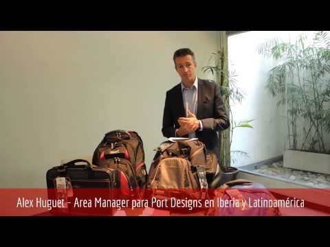 Alex Huguet - Area Manager para Port Designs en Iberia y Latinoamérica