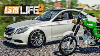 LS19 LIFE 2 #37: Mercedes S-KLASSE gewonnen? | FARMING SIMULATOR 19
