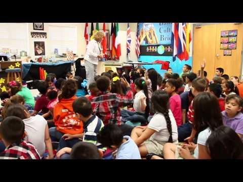 Jami Lupold, Pearl Hall Elementary, South Houston, Texas 2 015 GRAMMY Music Educator Award, Video 3