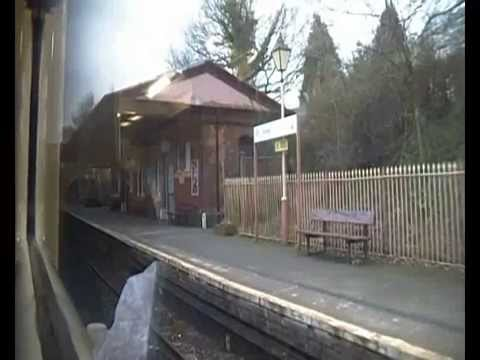 Birmingham Moor Street To Stratford-Upon-Avon Part 1 (25th February 2011)