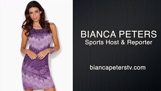 Bianca Peters Sports Reel