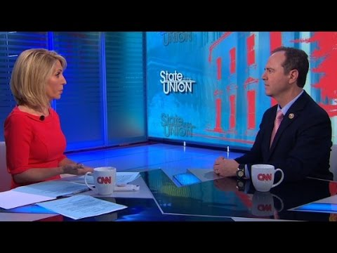 Full interview: Rep.  Adam Schiff