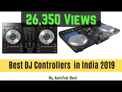 10 Best DJ Controllers To Buy In India 2020 Prices List