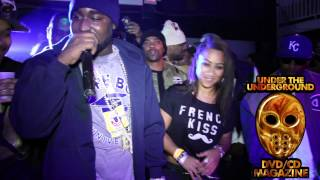 Young Buck Shorty Wanna Ride Performing LIVE At Club Exotic New Years Eve Party in Knoxville,TN