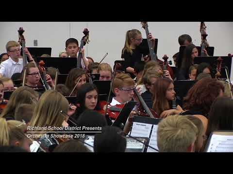 Lewis and Clark, Badger Mountain Elementary Schools and 6th Grade - Fiddler's Hoedown