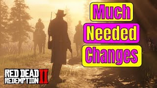 THE GRAPHICAL DOWNGRADE ISN'T THE REAL PROBLEM! HUGE AIM DELAY in Red Dead Redemption 2   RDR2