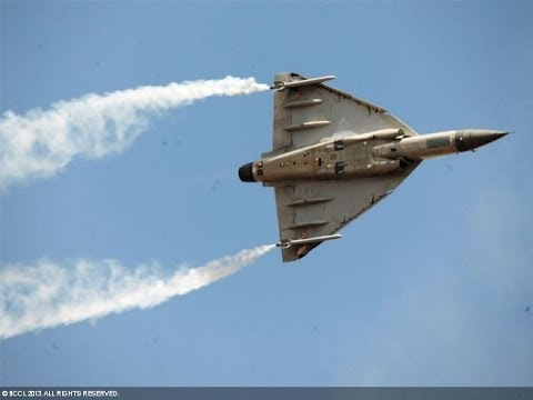 Made in India-Light Combat Aircraft HAL TEJAS