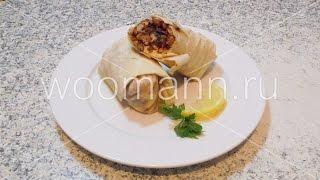 видео Бурито с фаршем и фасолью | Вкусный блог - простые рецепты с фото