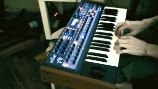 DSI Dave Smith Instruments Evolver Keyboard