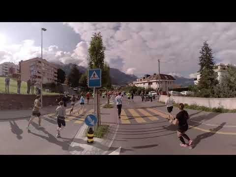 SWITZERLAND MARATHON light 2017 - 360°