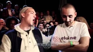 The O-Zone Battles presenterar: Third Eye vs Nomad Tillsammans med ...